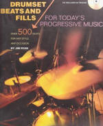 Click for sample sheet music of Drumset Beats and Fills for Today's Progressive Music© - PDF format