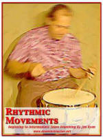 Click for sample sheet music of Rhythmic Movements© - PDF format
